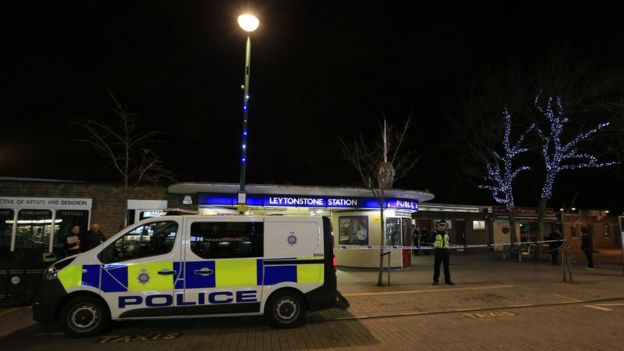Police confirm Leytonstone Tube Stabbing In London IS terrorist attack