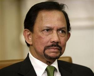 Sultan of Brunei bans Christmas