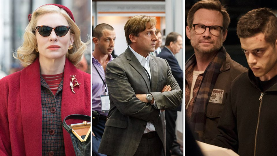 The Golden Globe Nominations Are Here