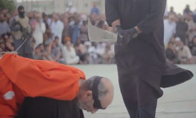 """ISIS 's latest """"Sorcerer"""" video is here and it is scary"""