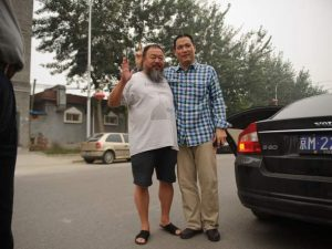 Mr. Pu, the Human Rights lawyer on trial in China.