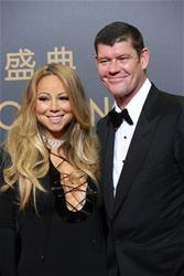 Mariah Carey engaged to billionaire James Packer