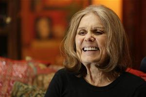 Gloria Steinem's feature in Land's End a retail nightmare