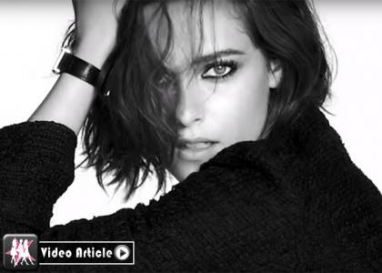 VIDEOS: Kristen Stewart rolls out Chanel 's latest makeup campaign