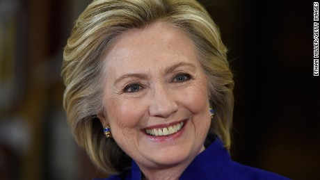 Hillary Clinton becomes first woman to clinch a U.S Presidential Nomination