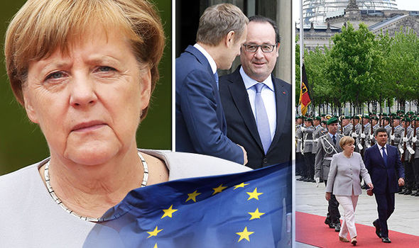 "Reports: European Union attempting to reign in Europe with ""Super State"""