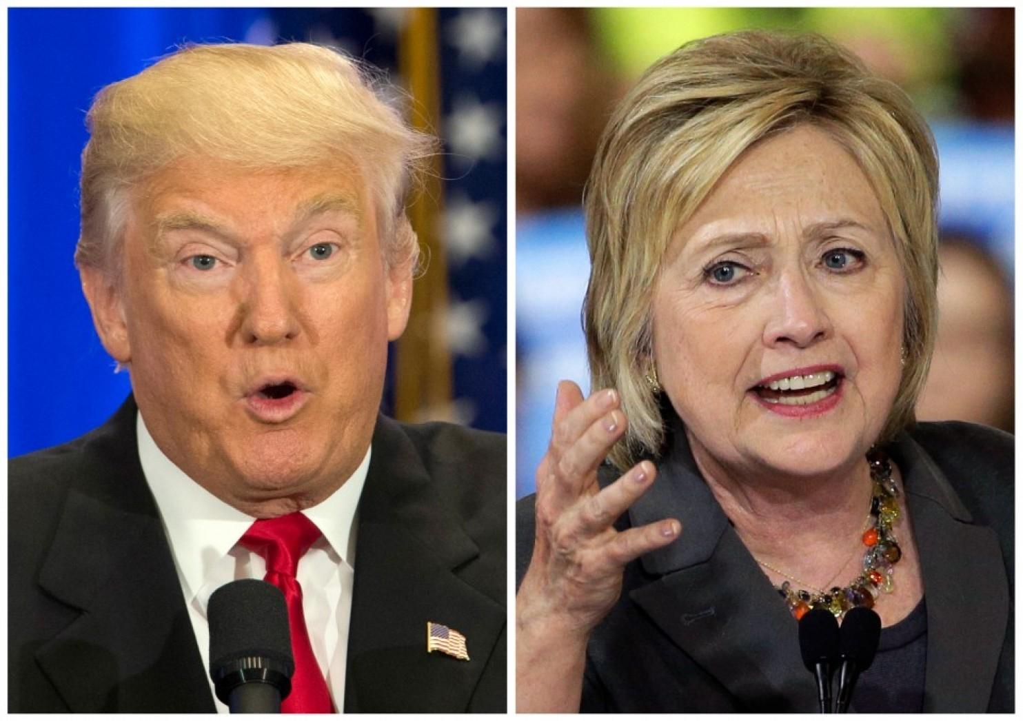 Hillary Clinton denies she is in ill health: WATCH