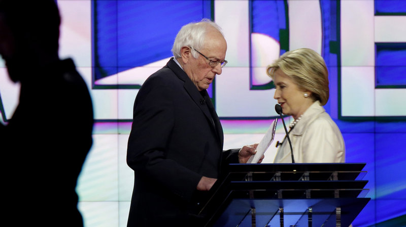 Clinton, Sanders, to campaign together in New Hampshire