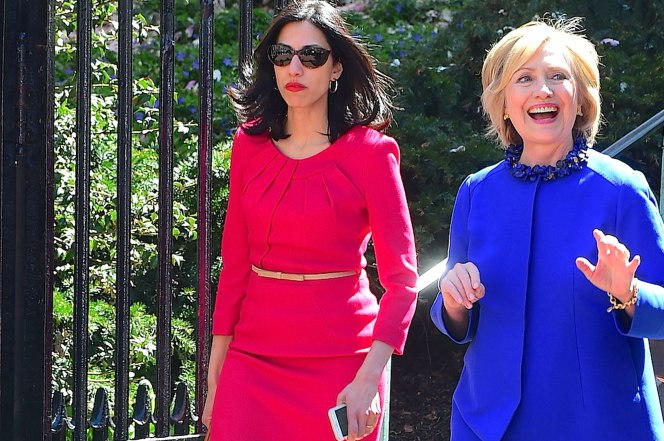 Reports: Huma Abedin deposed in Freedom of Information Act lawsuit