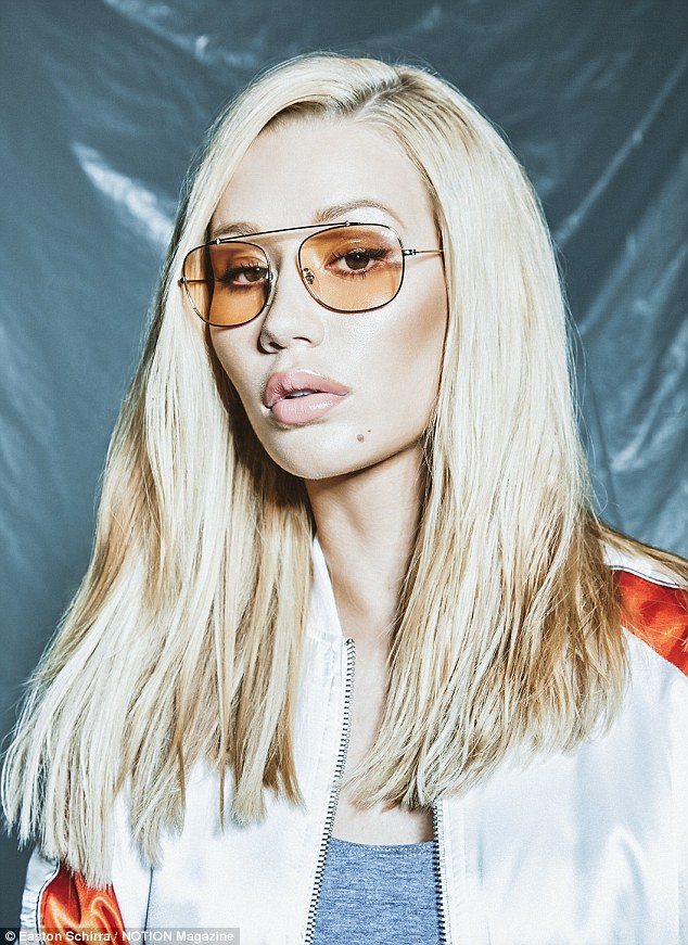 Video + Photos: Iggy Azalea for NOTION magazine