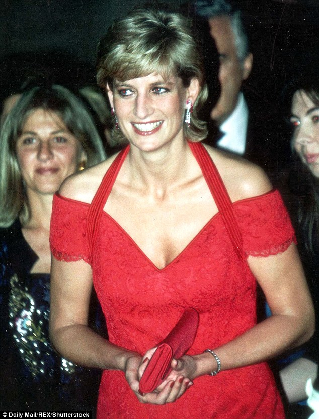 19 Years Ago, We Lost One of Our Angels #PrincessDiana
