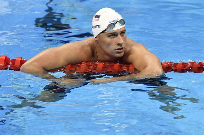 Ryan Lochte is a liar, and The Rio Police just solidified that