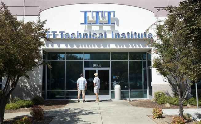 ITT laid off 8k employees in sudden closure, and now, they've been sued