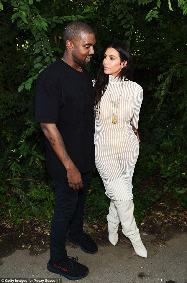 Reports:  Kim Kardashian to divorce Kanye West