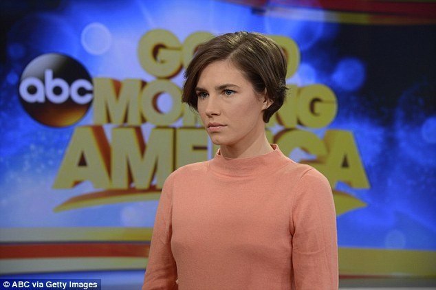 Amanda Knox just penned the most ridiculous essay ever