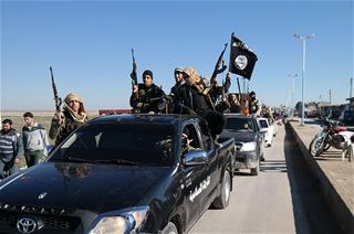 The horrifying story of ISIS 's 2nd in command