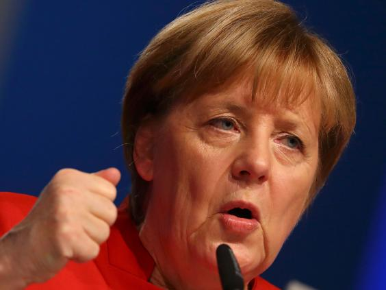 Angela Merkel calls for burqa ban in Germany: Report