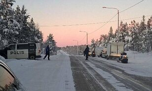 A British woman has been stabbed to death at Lapland