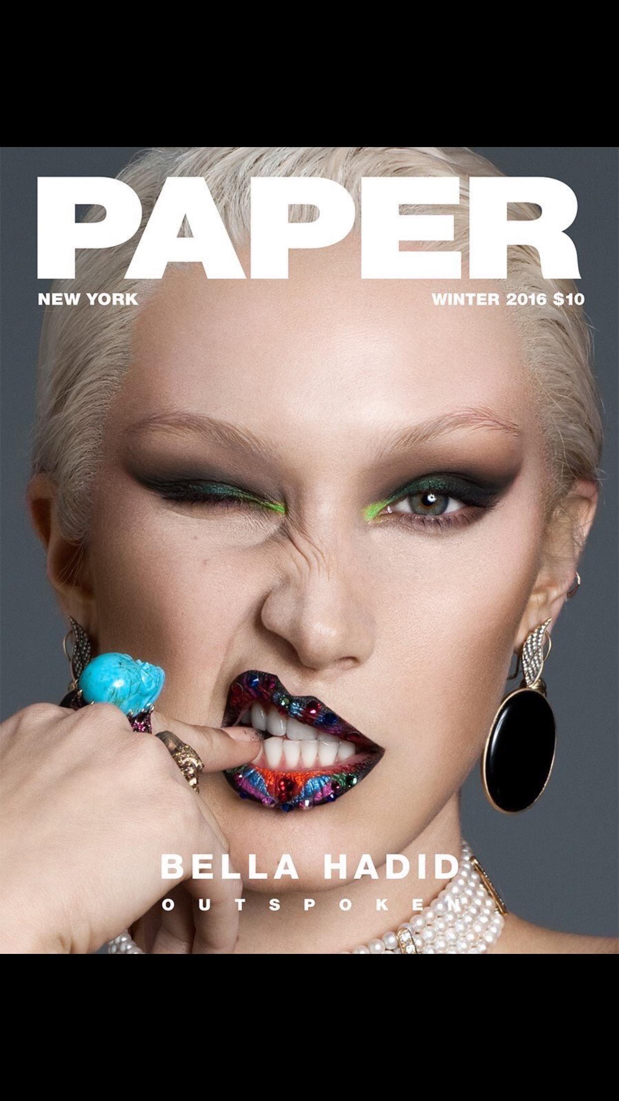 FUCCI steps it up a notch, styles supermodel Bella Hadid