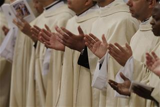 Italian priest busted hosting orgy parties on church property
