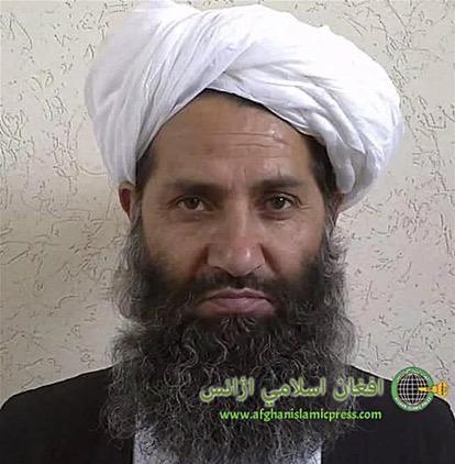 Taliban leader issues unusual message