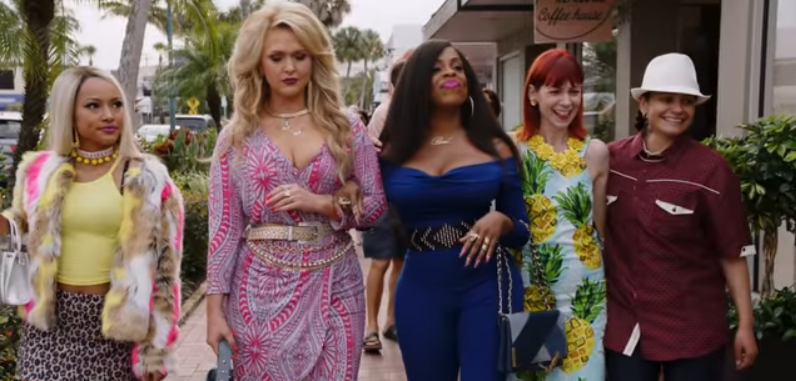 "First Look:  Niecy Nash and Karrueche star in ""Claws"""