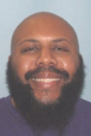 Cleveland murder suspect Steve Stephens pictured