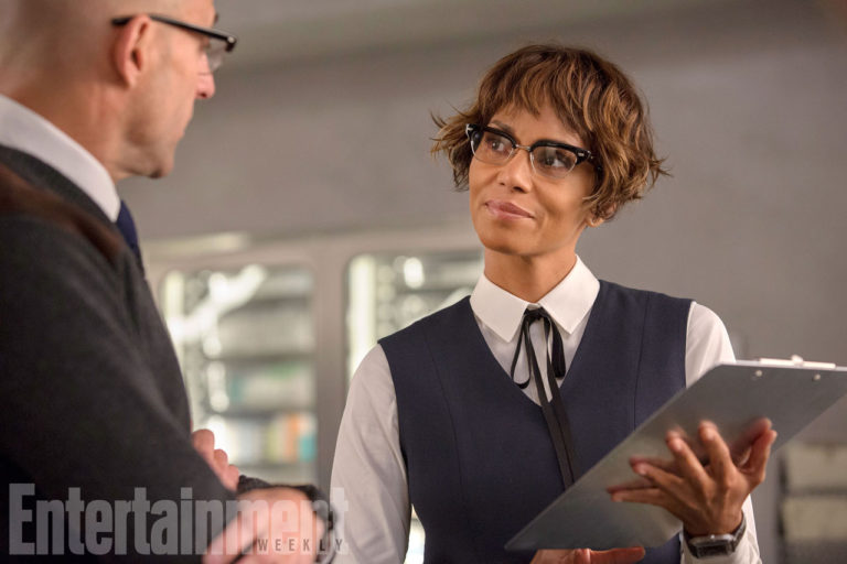 First Look: Halle Berry in Kingsman: The Golden Circle