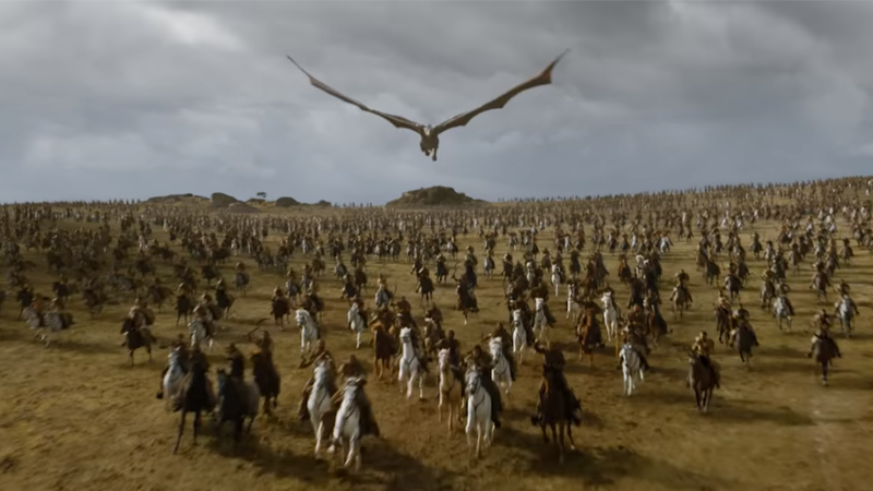 Get your Game of Thrones hats on, here's a brand new trailer: WATCH