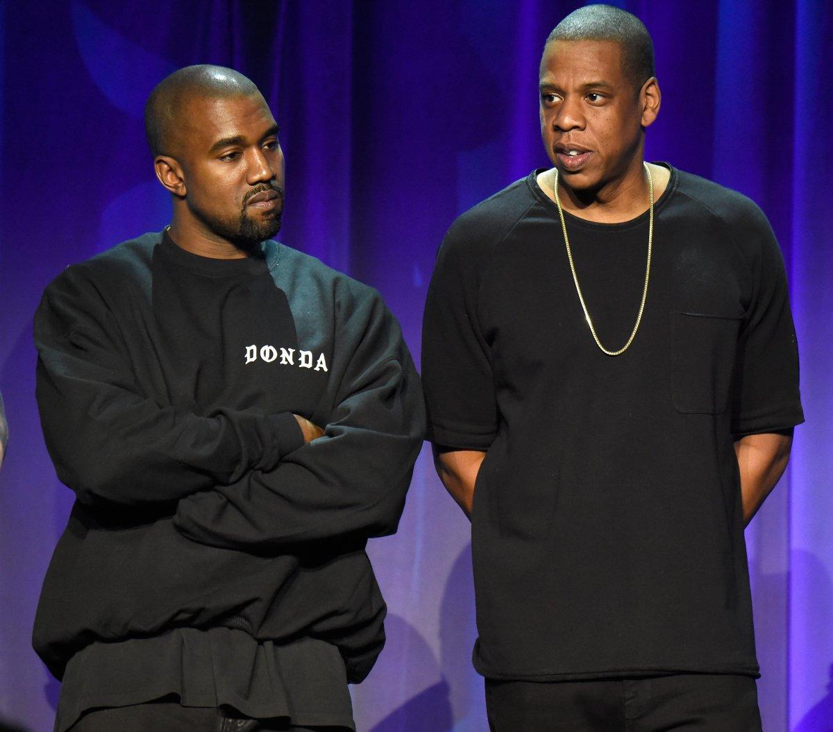 Kanye West has been dropped from Tidal