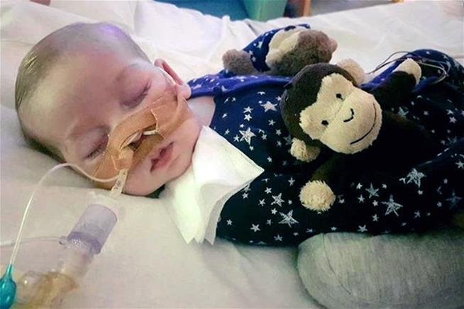 Baby Charlie Gard has died: Family
