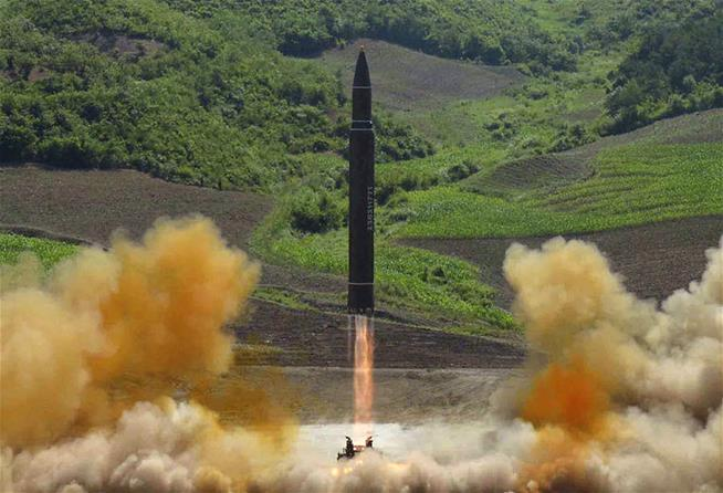 North Korea:  We'll hold off on attacking Guam for the time being