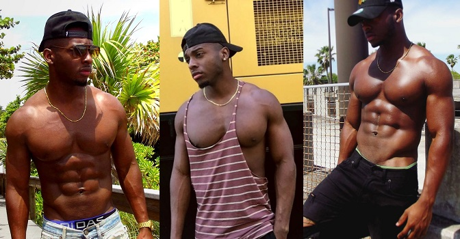 DAILY MAN CANDY: Model; Dancer, Nurse Jeff Fenelon