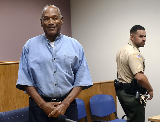 Parole Board failed to look into OJ's 1989 conviction before granting release