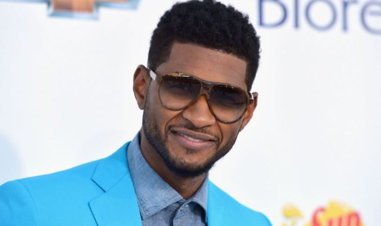 Usher's accuser Quantasia Sharpton comes forth