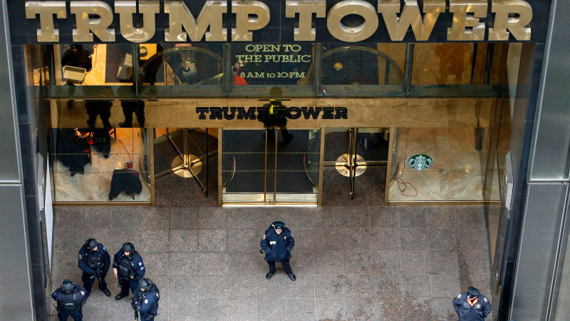 Trump campaign tried to build Trump Tower Moscow during campaign: Report