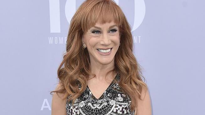 Kathy Griffin's neighbor is that neighbor from hell