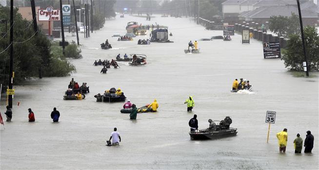 Body count in massive Hurricane Harvey grows