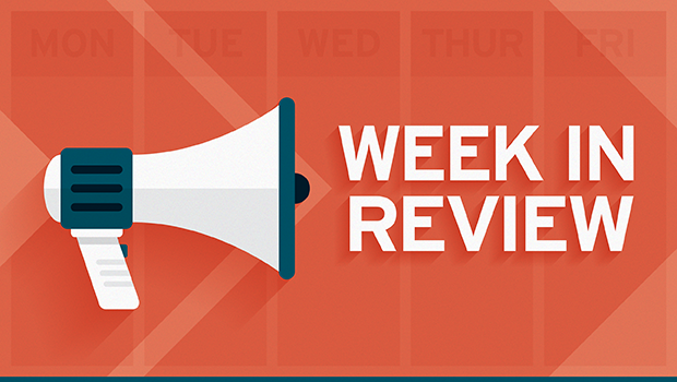 Week In Review:  Edition #1 –  September 15th 2017