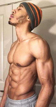 Yoga Bae has come to life – Meet Eye Candy of the Week Mateo