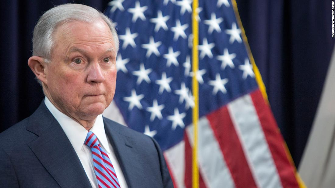 Reports: Jeff Sessions to resign as  Attorney General of the United States