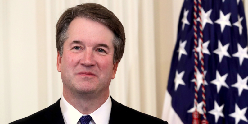 Report:   2nd woman comes forward with  assault allegations against Kavanaugh