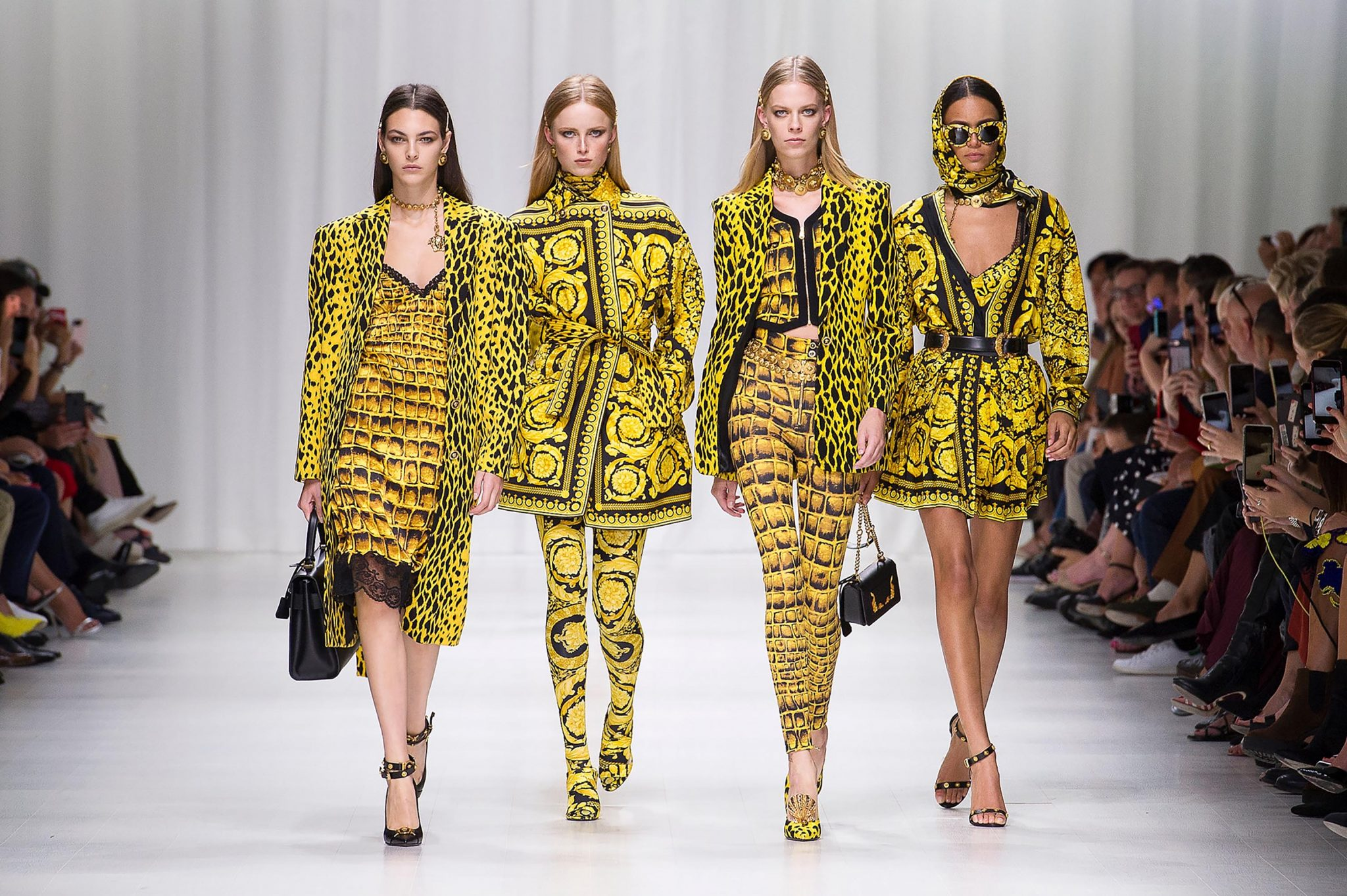 Reports: Versace prepping to be sold to Michael Kors