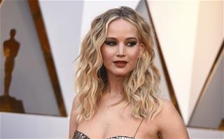 Jennifer Lawrence 's new ad is pretty tone deaf