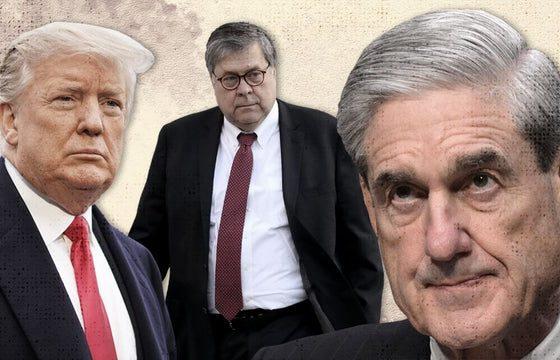 "Robert Mueller: Charging Trump ""not something we could consider"""