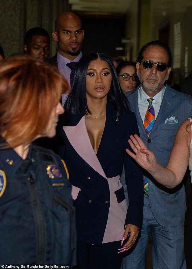 Cardi B pleads not guilty to felony assault charges: Hip Hop News