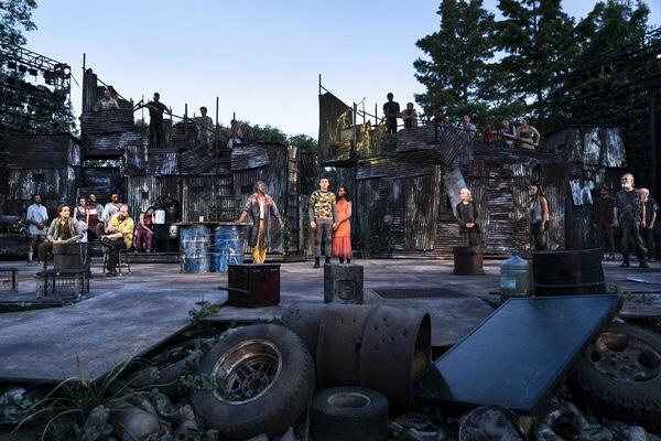Shakespeare In The Park presents Coriolanus