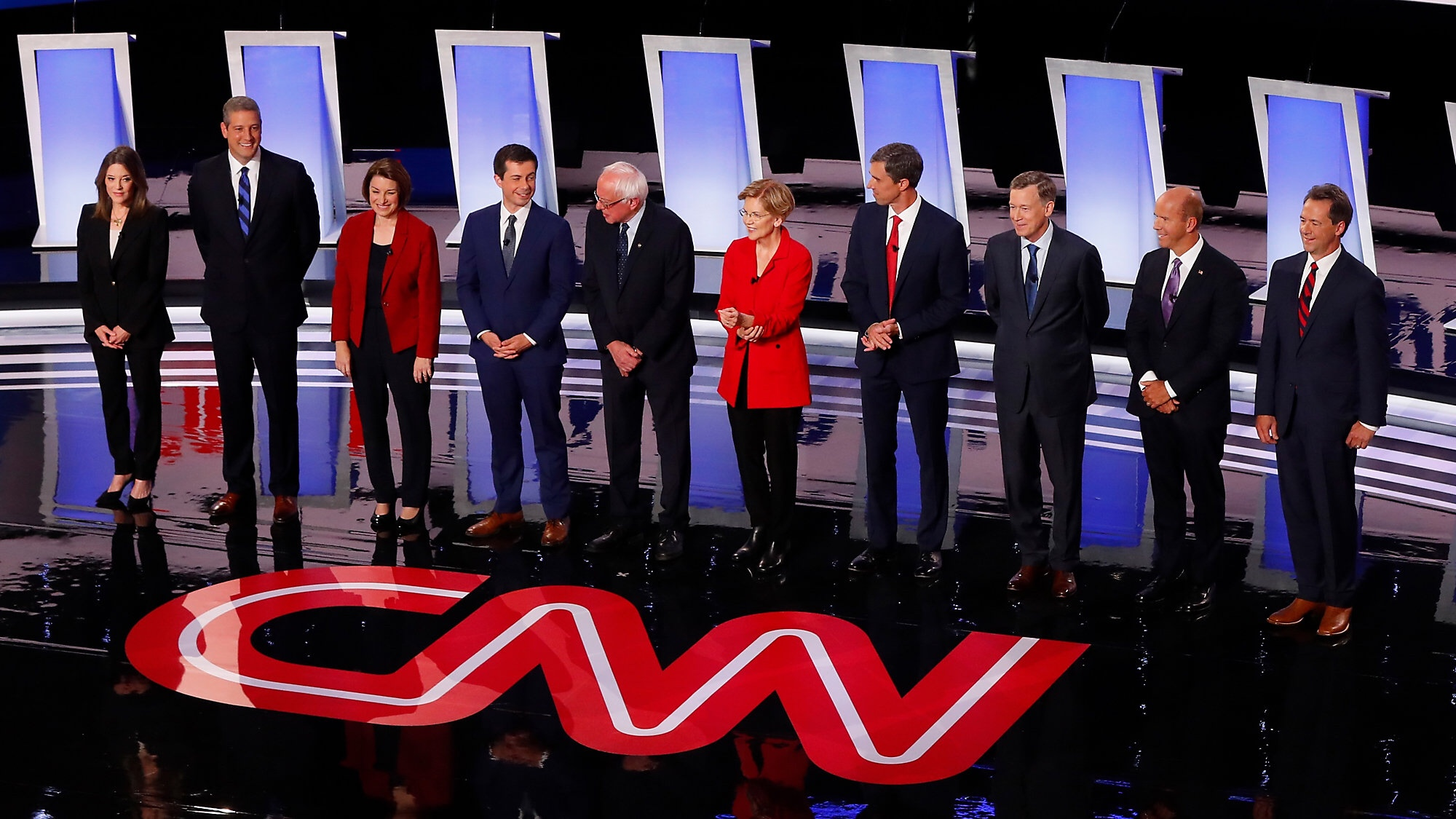 Democratic Primary Debates
