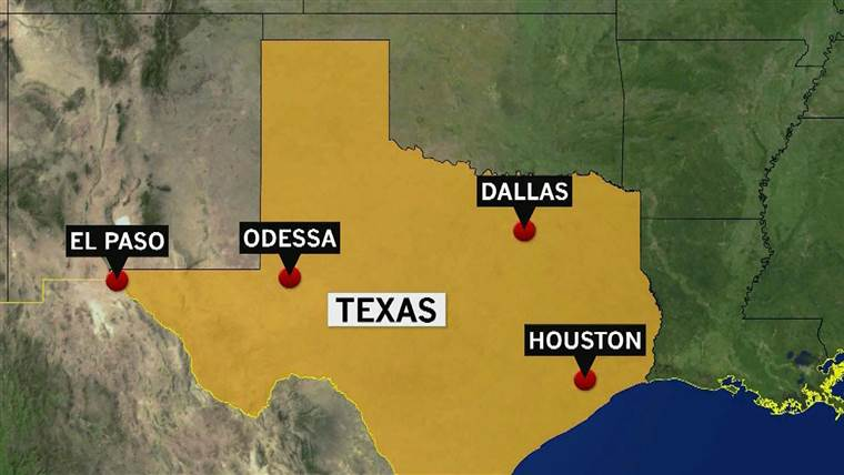 Gunman kills 7 in TX mass shooting, Texas passes laws loosening gun restrictions
