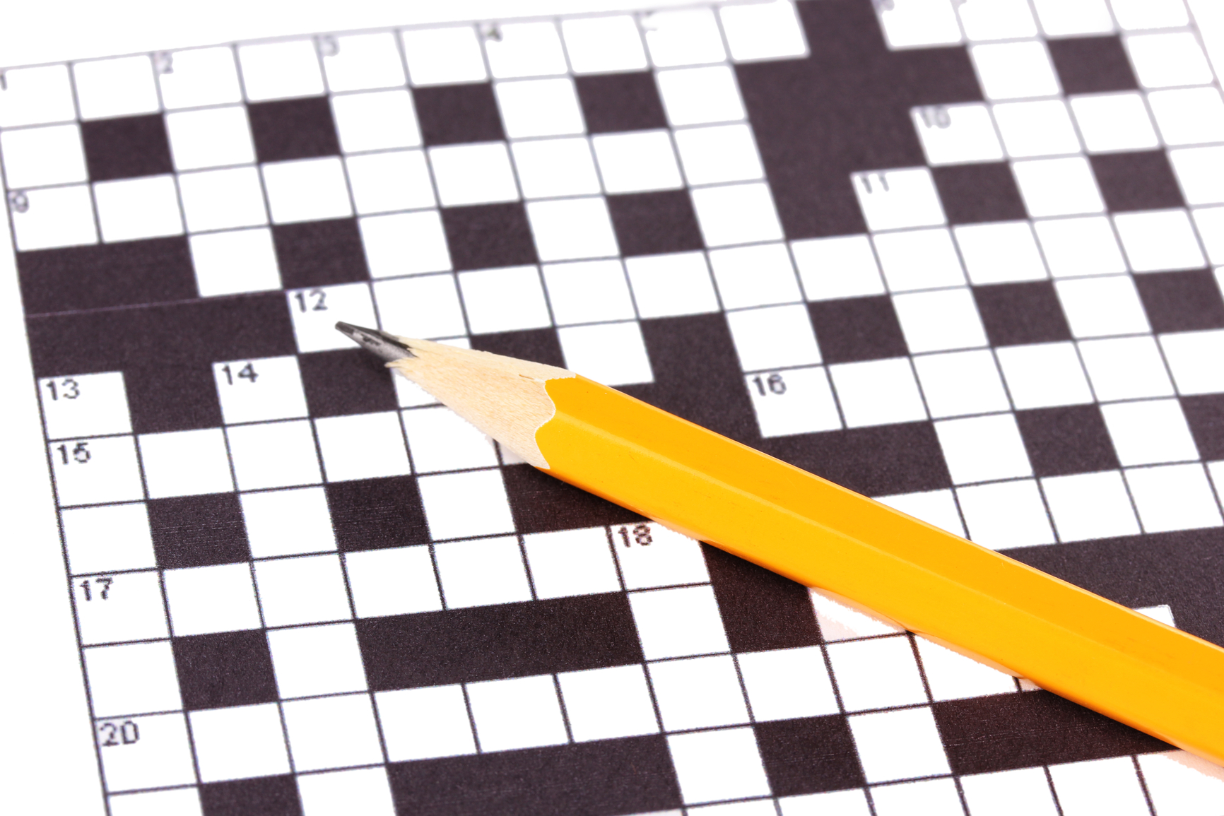 Our first ever Daily Crossword is here
